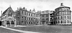 The General Hospital, Nottingham, in 1939.